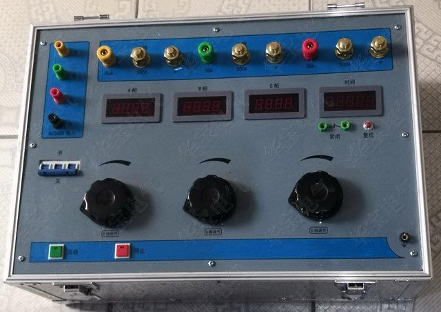 热继电器校验仪HB-RJ,热继电器