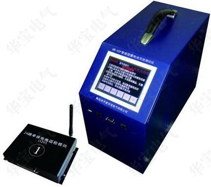 蓄电池智能章鱼直播HB-XD,蓄电池