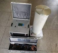 DC High Voltage Test Device for Water