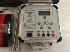 Grounding resistance tester|Electroni